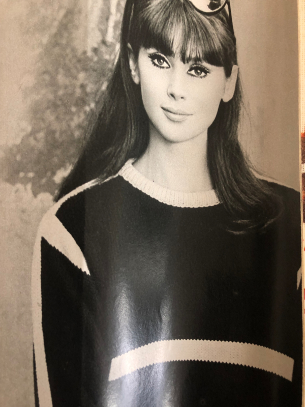Ariadne: maandblad voor handwerken | 1967 - nr. 244 15 april 1967