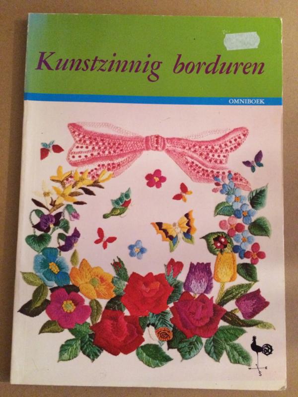Boeken | Borduren | Omnibook | Kunstzinnig borduren