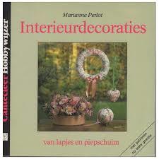 Boeken | Hobby | Cantecleer Hobbywijzer | Interieurdecoraties: met patronen op ware grootte - Marianne Perlot