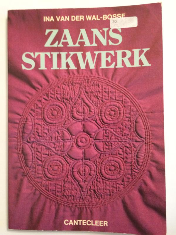 1976 | Cantecleer | Zaans stikwerk