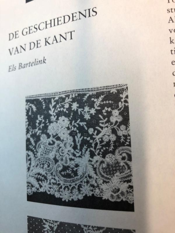 De geschiedenis van de kant in de mode van de 16de eeuw tot heden