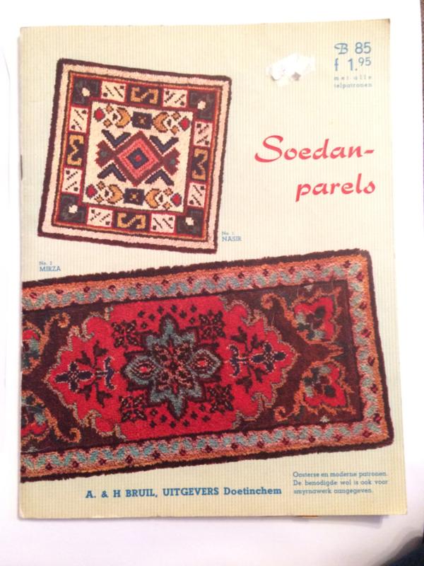 Boeken | Handwerken | Soedanparels | 1950 (Smyrna)