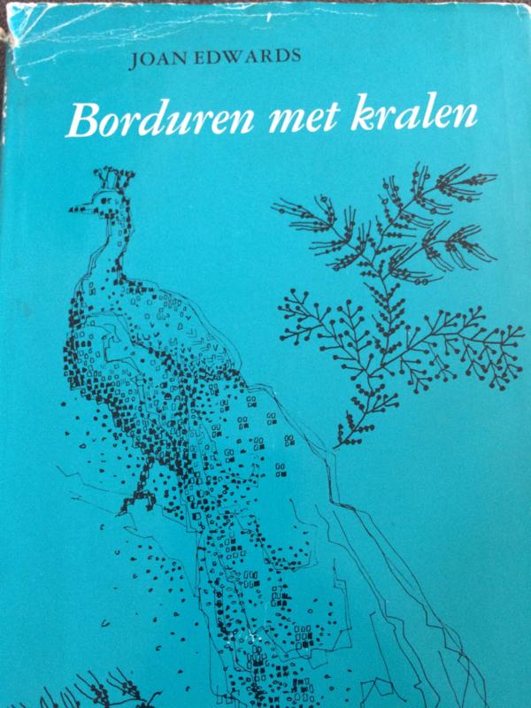 Borduren met kralen - Joan Edwards
