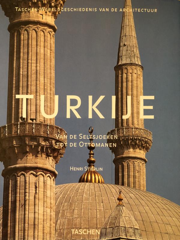 Boeken | Turkije |  Van de Sjelsjoeken tot de Ottomanen - Taschen Wereldgeschiedenis van de architectuur