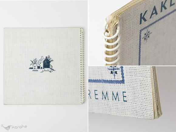 1966   Kruissteken   Denemarken   Kakler I Korsstin - Cross-Stich Tiles: designed by Aese Nyegaard   Haandarbejdtes Fremme  (tegeltjes van bootjes en bruggertjes)