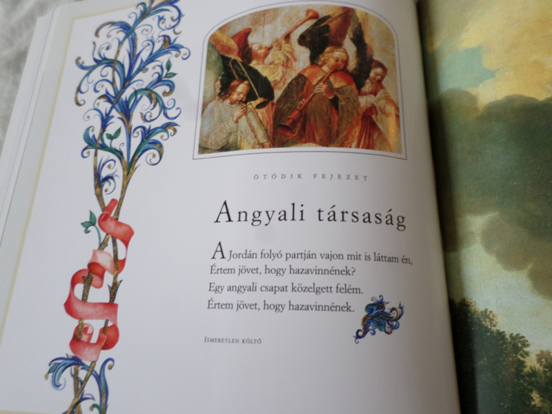 Hongarije | Angyalok - Angels - an anthology of verse