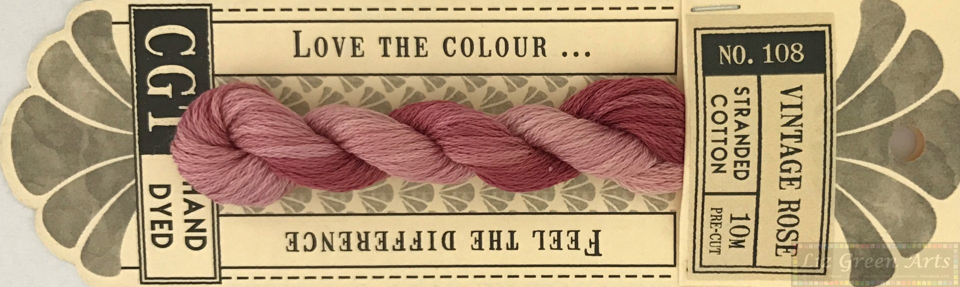 Borduurwol - Emboidery wool