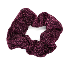 Scrunchie Glitter - Purple/Pink