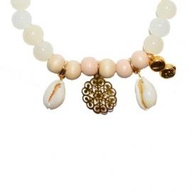 Ibiza bracelet - beige
