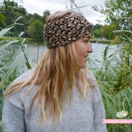 Winter Haarband - Tijgerprint