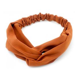 Twist Headband - Vintage Brown