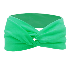 Twist Headband - Mint