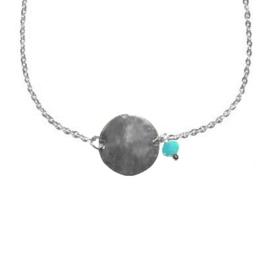 Round Bracelet - Silver