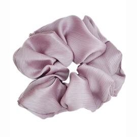 Scrunchie pastel lila