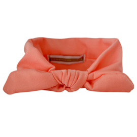 Knot Headband - Peach