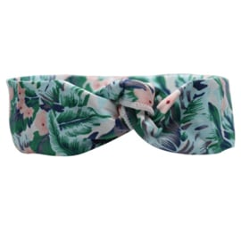 Headband Bandeau - Tropical (light)
