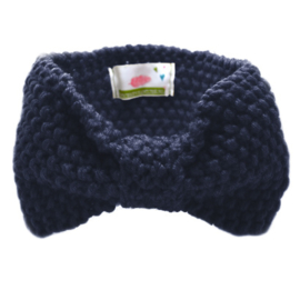 Winter Headband - Blue