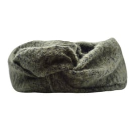 Haarband Bandeau Winter - Groen