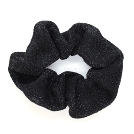 Scrunchie Glitter - Black