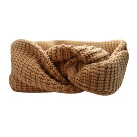 Haarband Bandeau Winter - Bruin