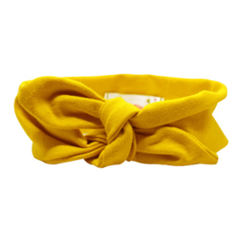 Bandeau Headband Girls - Yellow