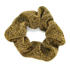 Scrunchie Glitter - Gold