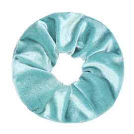 Scrunchie Velvet - Mint