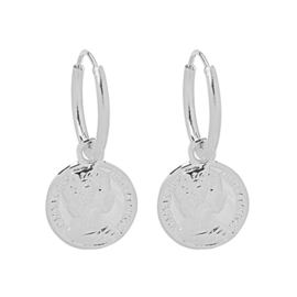 Hoops Coin - Silver
