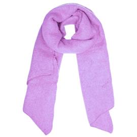 Sjaal herfst/winter lila