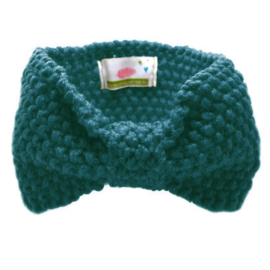 Winter Headband - Turquoise