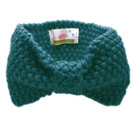 Winter Headband - Turquoise