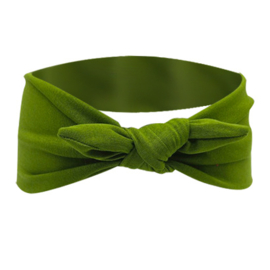 Knot Headband - Green