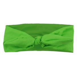 Knot Headband Girls - Green
