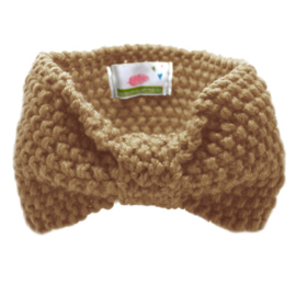 Winter Headband - Brown