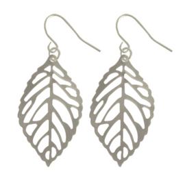 Cute Leaves - Silver