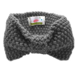 Winter Headband - Grey