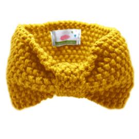 Winter Headband - Yellow