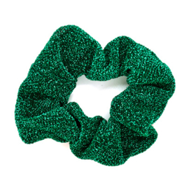 Scrunchie Glitter - Green