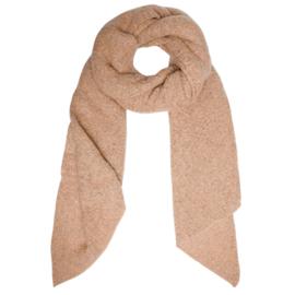 Sjaal herfst/winter lichtroze