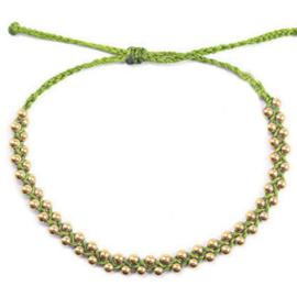 Mix Bracelet - Green