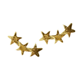 Stars Stud - Gold