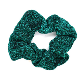 Scrunchie Glitter - Blue