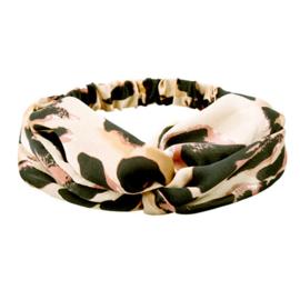 Twist Headband - Leopard