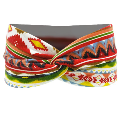 Twist Headband - Bohemian
