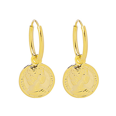 Hoops Coin - Gold