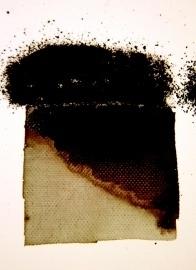 Bister poeder Zwart 40 ml
