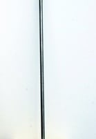 Sokkel hout 7x7cm met pin 30cm hoog