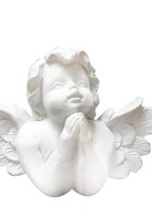 Engeltje plat biddend