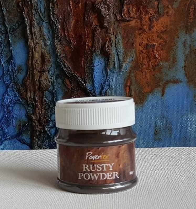 Rusty Powder kleine verpakking