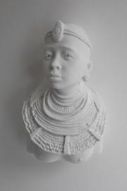 Hoofdje Masai Mala 12 cm
